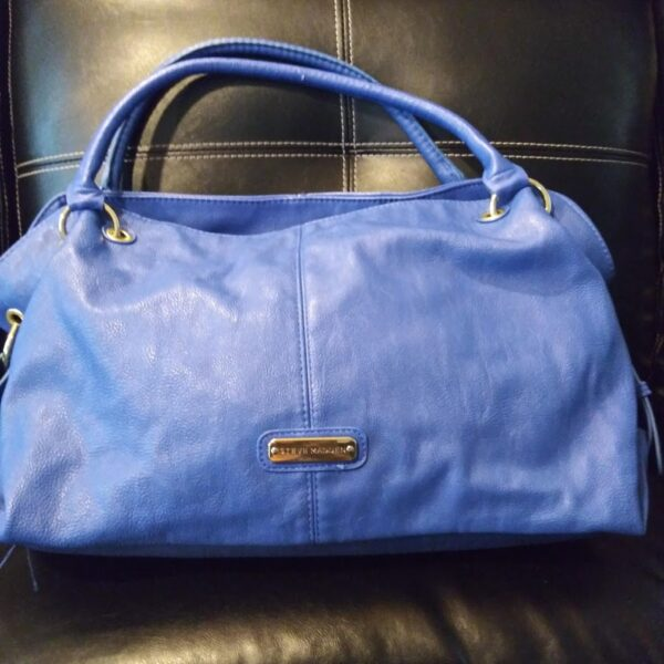 Curvy Girl Closet- Steve Madden Shoulder Bag