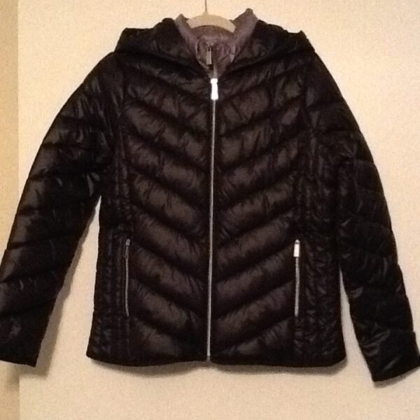 Kenneth Cole Puffer Jacket- Curvy Girl Closet
